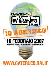 M'illumino di meno 2007