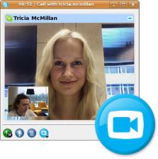Skype video per Linux